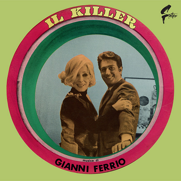 gianni ferrio - Il Killer (Coloured Vinyl Edition)