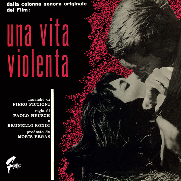 UNA VITA VIOLENTA (LP)
