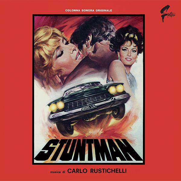 STUNTMAN (LP)