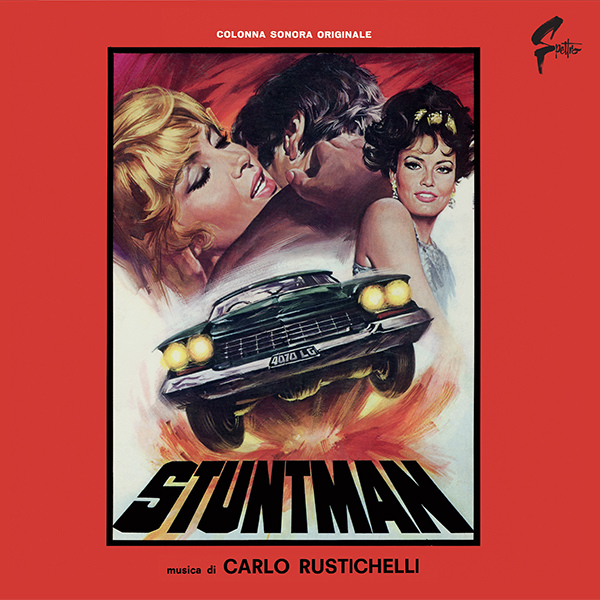 STUNTMAN (COLOURED VINYL EDITION)