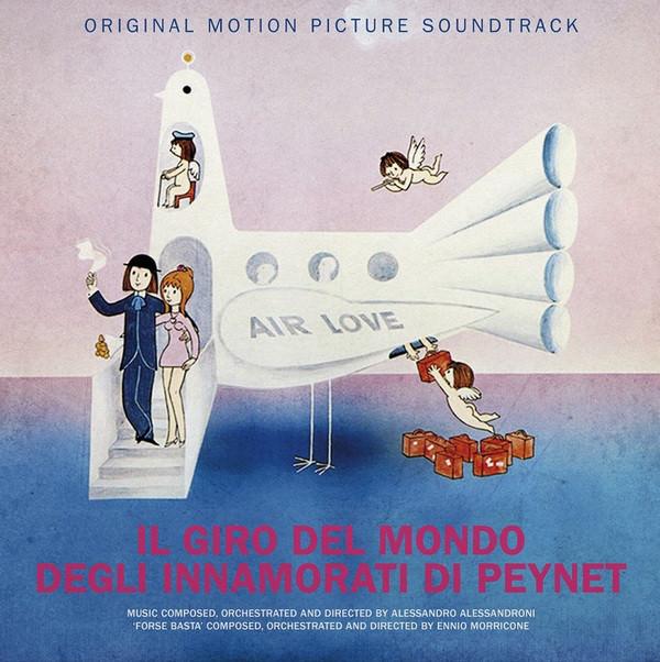 IL GIRO DEL MONDO DEGLI INNAMORATI DI PEYNET (PINK LP)