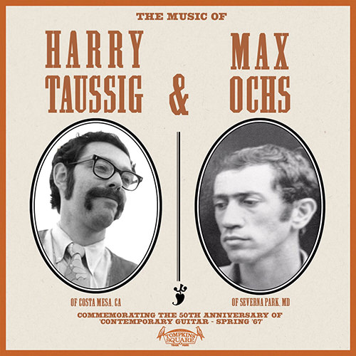 THE MUSIC OF THE MUSIC OF HARRY TAUSSIG & MAX OCHS (LP)