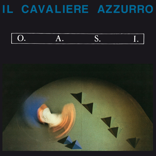 IL CAVALIERE AZZURRO (CLEAR LP)