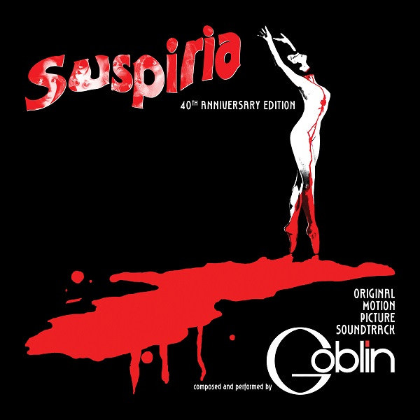 SUSPIRIA - 40TH ANNIVERSARY BOX (LP + 10