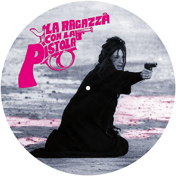 LA RAGAZZA CON LA PISTOLA (PICTURE LP)