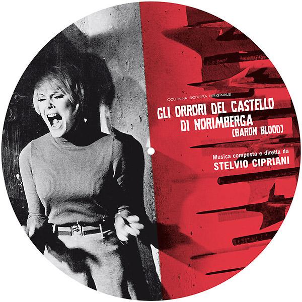 GLI ORRORI DEL CASTELLO DI NORIMBERGA (PICTURE LP)