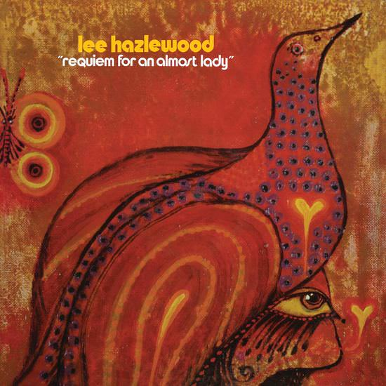 lee hazlewood - Requiem For An Almost Lady (Color Lp Edition)