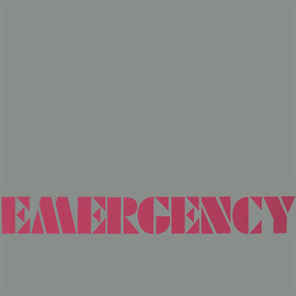 emergency - Emergency 1971 (Lp)