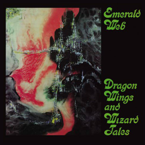 emerald web - Dragon Wings and Wizard Tales (Lp)