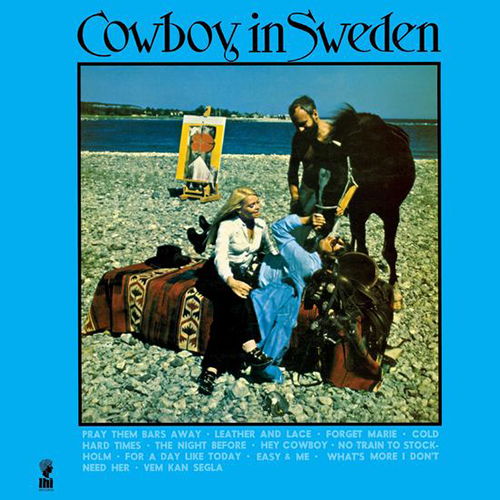 lee hazlewood - Cowboy In Sweden (Lp Edition)