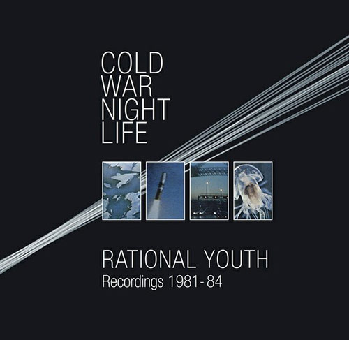 Cold War Night Life-Recordings 1981-84 (5xLP + 7'' Box)