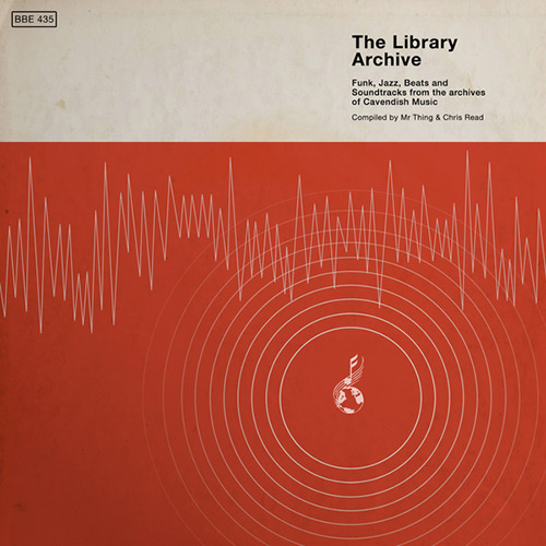 THE LIBRARY ARCHIVE-FUNK, JAZZ, BEATS AND SOUNDTRACKS (2LP)