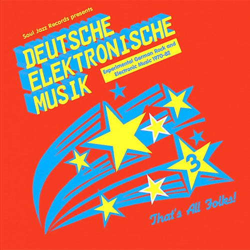 DEUTSCHE ELEKTRONISCHE MUSIK VOLUME 3 (3LP)