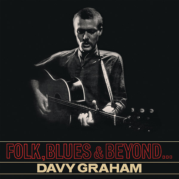 FOLK, BLUES & BEYOND  (LP)