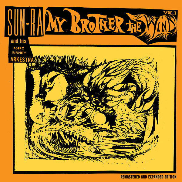 MY BROTHER THE WIND, VOL. I (EXPANDED EDITION) 2LP