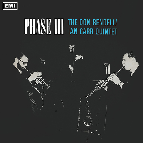 ian carr - don rendell - Phase III (Lp)