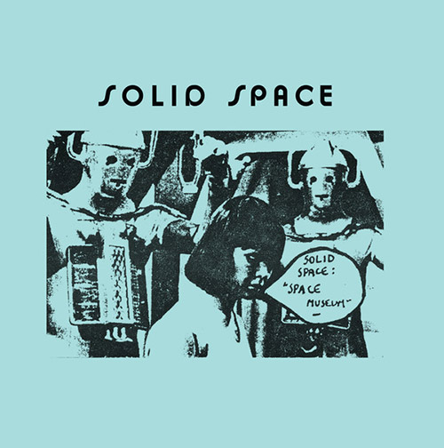 solid space - Space Museum (Lp)