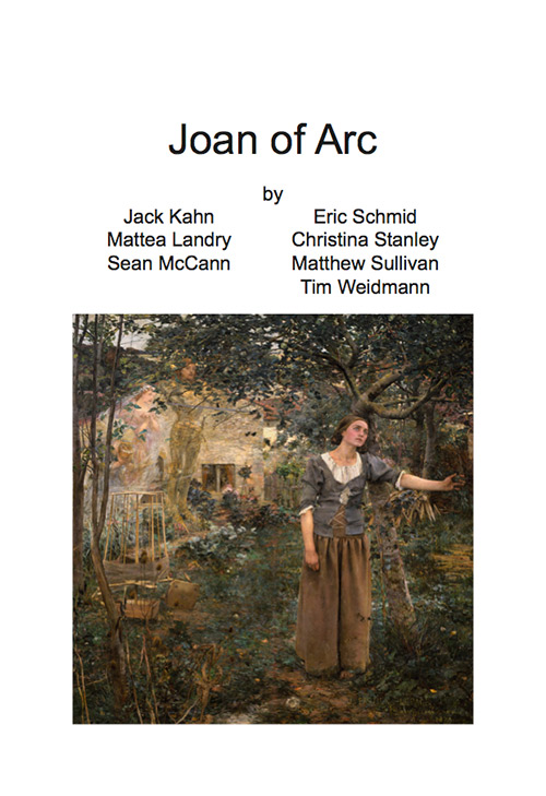 Joan of Arc (Book + CD)