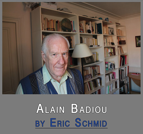 ALAIN BADIOU (LP + BOOK)