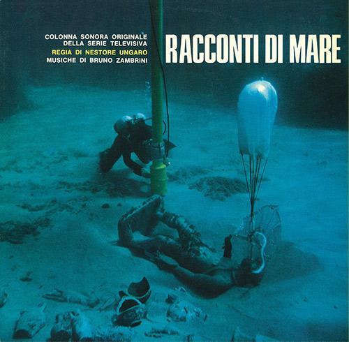 RACCONTI DI MARE (LP)