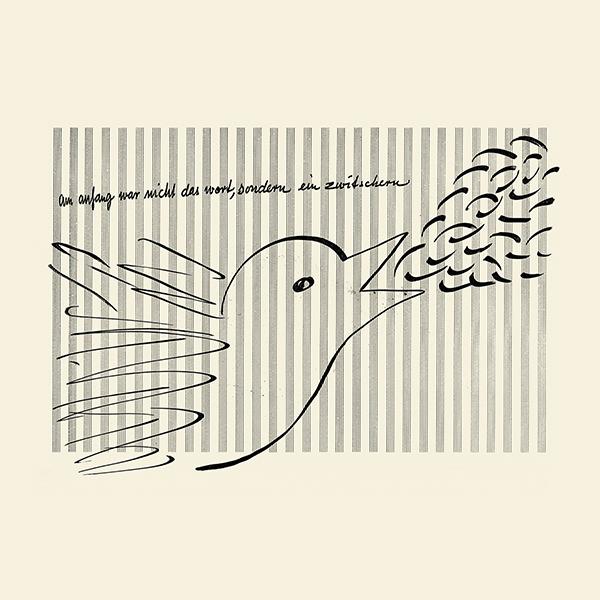 """SCHAFE STATT GEIGEN / """"VERENA"""" VOGELZYMPHON (LP + BOOK)"""