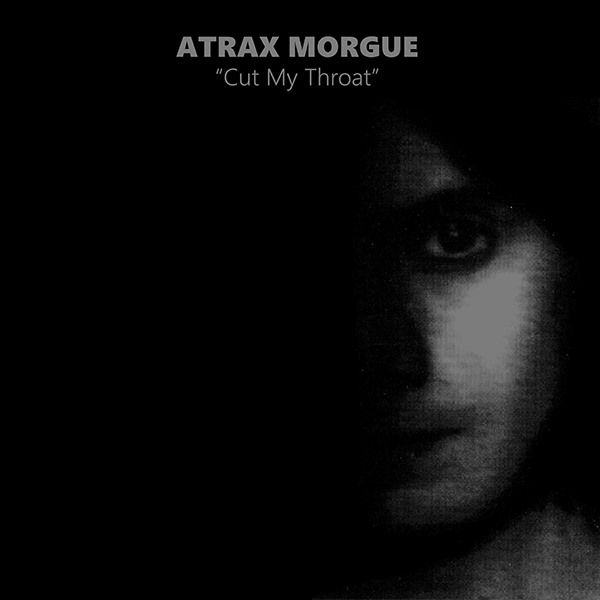 atrax morgue - Cut My Throat (Lp + Cd)