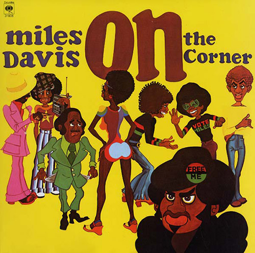 miles davis - On The Corner (Lp)