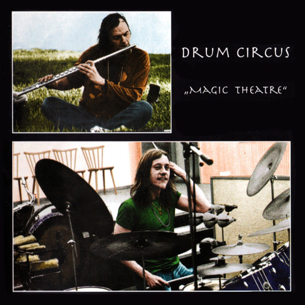 drum circus - Magic Theatre (Lp)