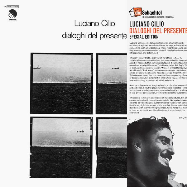 DIALOGHI DEL PRESENTE (LP)
