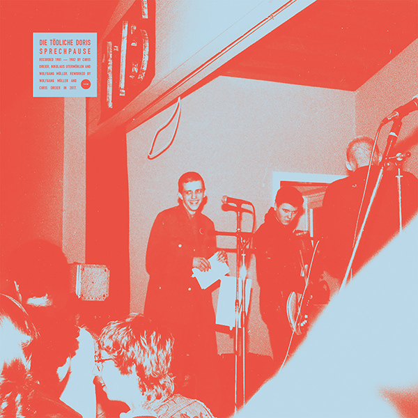 SPRECHPAUSE (LP)