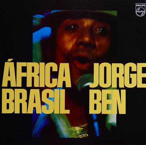 ÁFRICA BRASIL (LP)