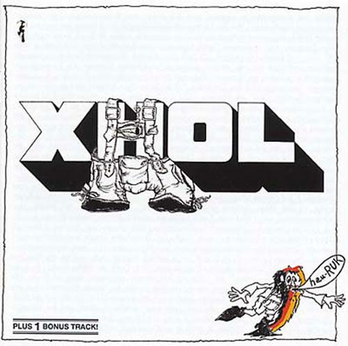 xhol - Hau-RUK (Cd)