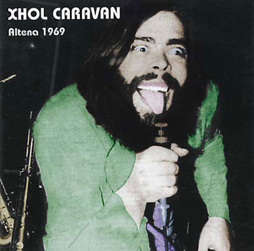 xhol caravan - Altena 1969 (Cd)