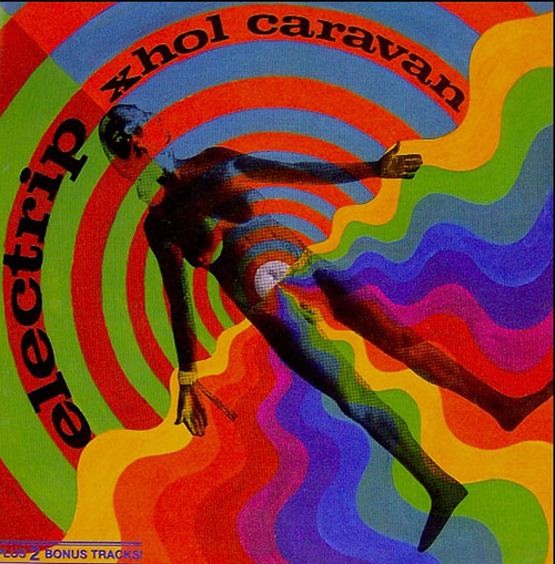 xhol caravan - Electrip (Cd)