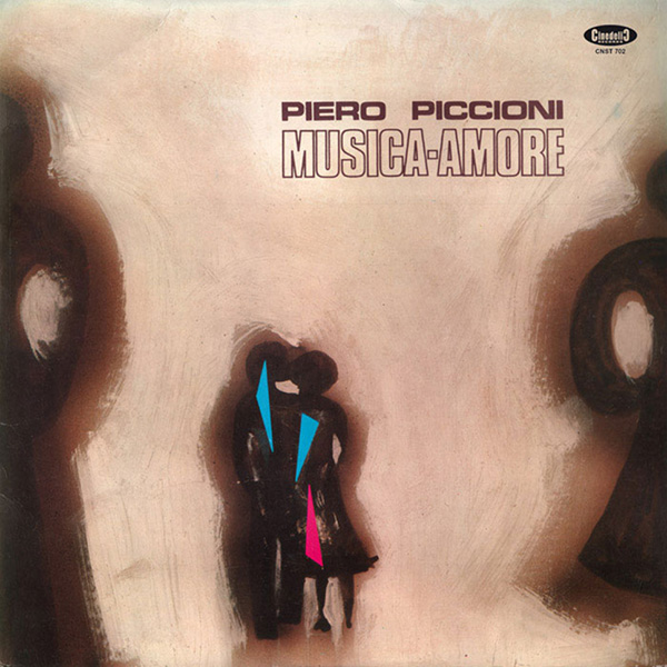 piero piccioni - Musica Amore (Coloured Lp)