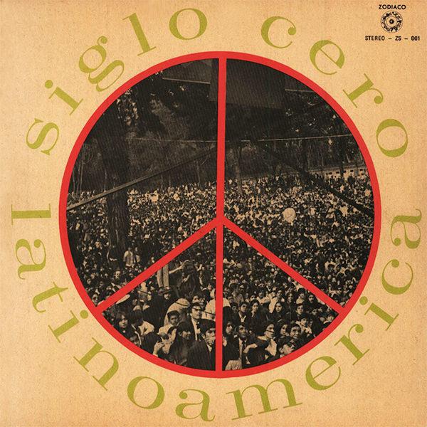 siglo cero - Latinoamérica (Lp)