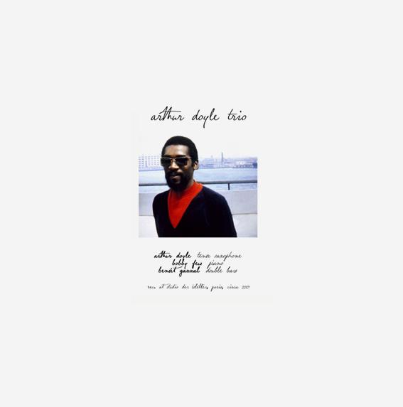 ARTHUR DOYLE TRIO (LP)