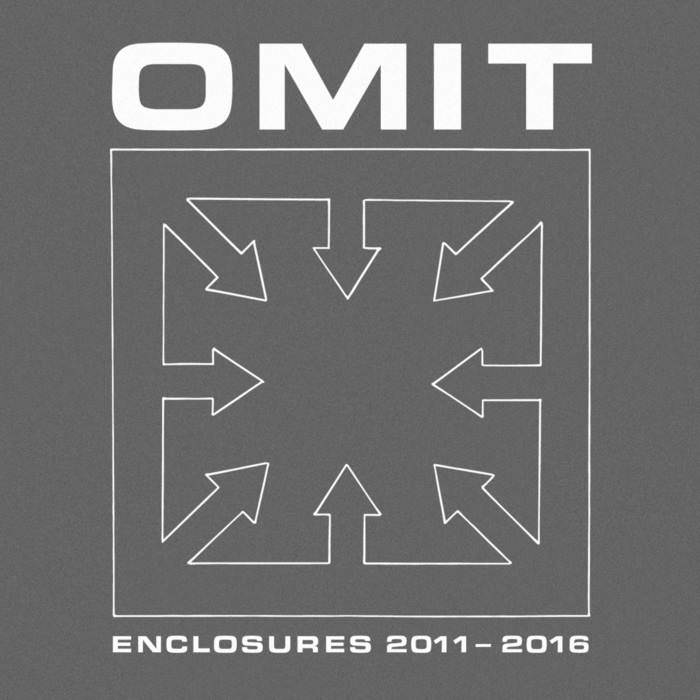omit - Enclosures 2011–2016 (5xCD box)