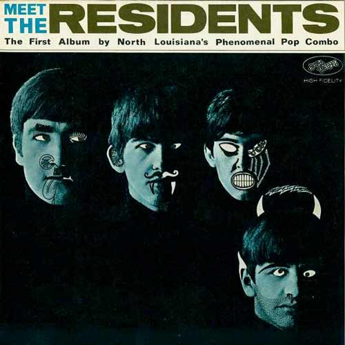 MEET THE RESIDENTS : PRESERVED EDITION (2CD)