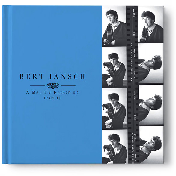 bert jansch	 - A Man I'd Rather Be (Part 1) - 4LP Book