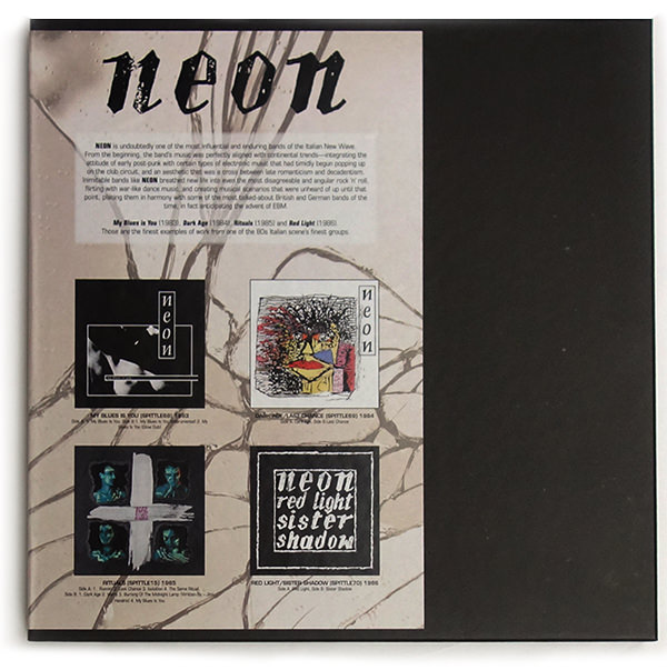 neon - Neon In The Box (4 Lp box)