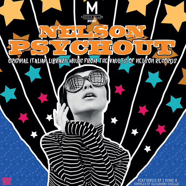 NELSON PSYCHOUT: ORIGINAL ITALIAN LIBRARY MUSIC FROM THE VAULTS