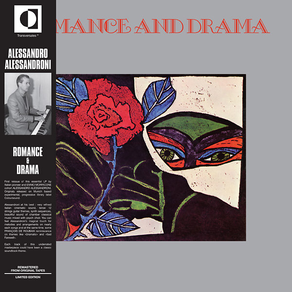 alessandro alessandroni - Romance And Drama (Lp)