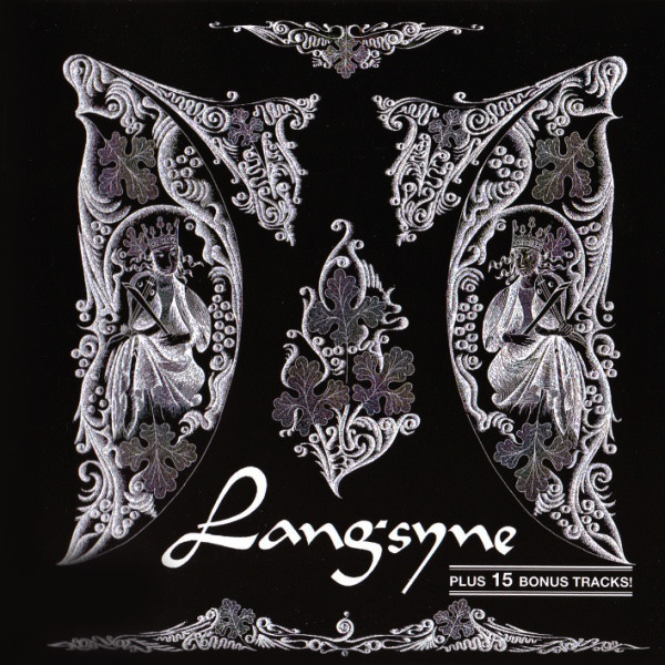 LANG'SYNE (CD)