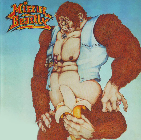 MISSUS BEASTLY 1974 (LP)