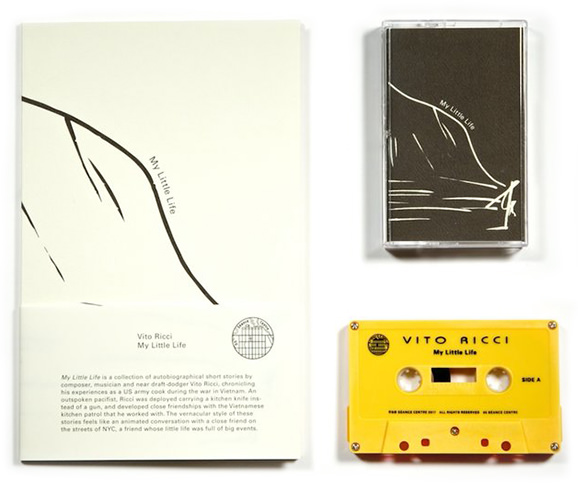 vito ricci - My Little Life (Book + tape)
