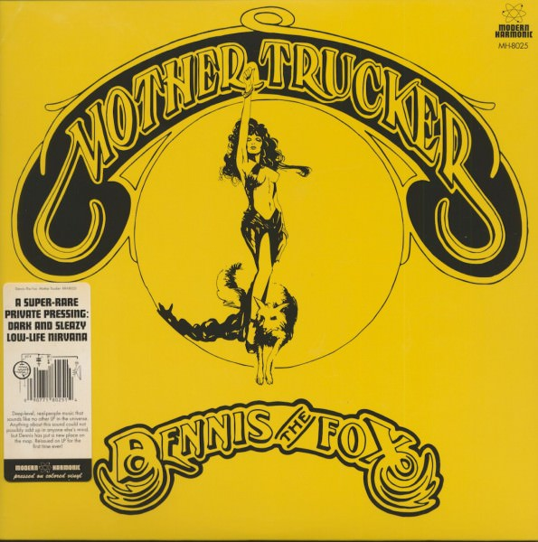 MOTHER TRUCKER (LP)