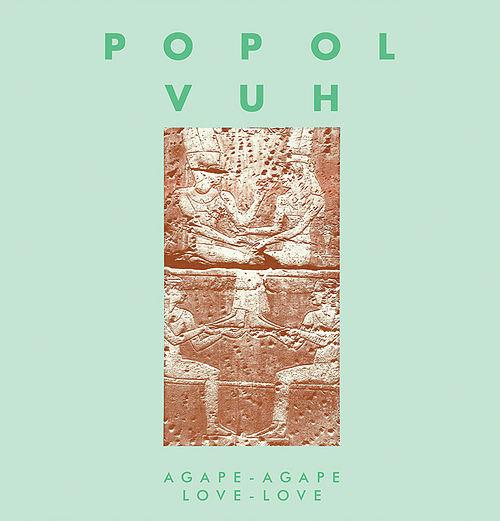 AGAPE-AGAPE LOVE-LOVE (LP)