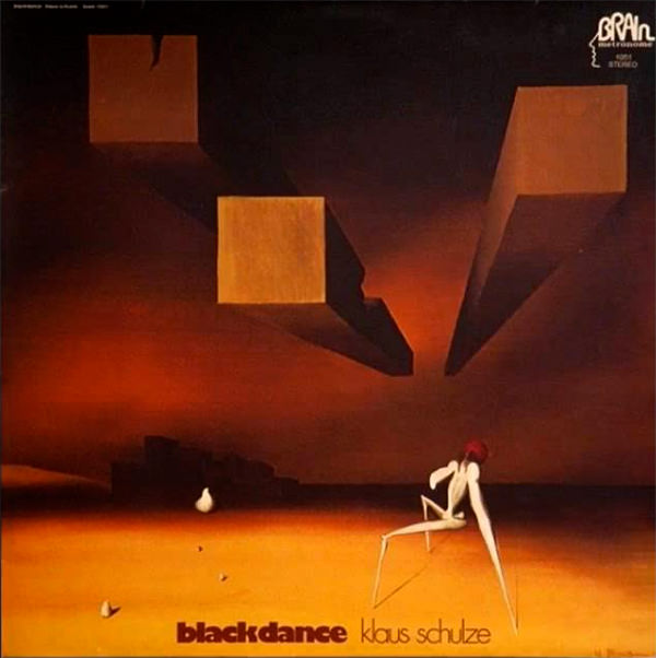 Blackdance (2017 Remastered) LP
