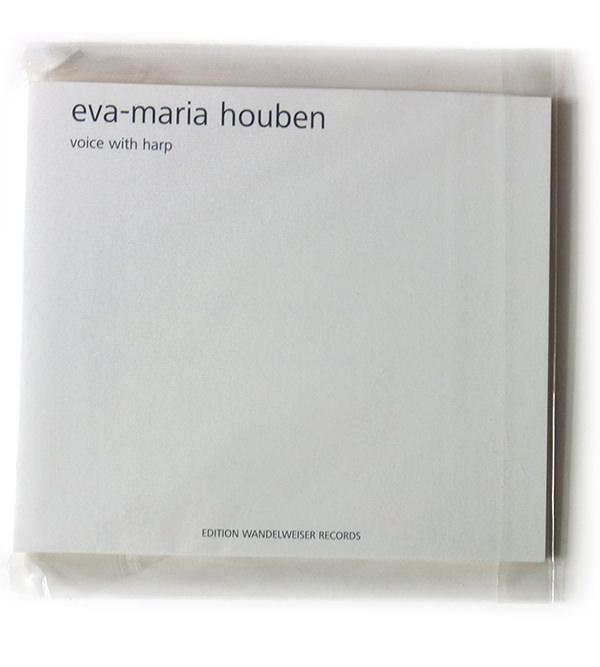 eva-maria houben - Voice with Harp